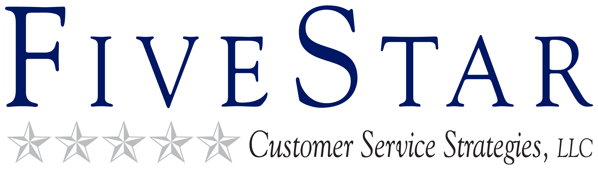 FiveStar Customer Service Strategies Logo