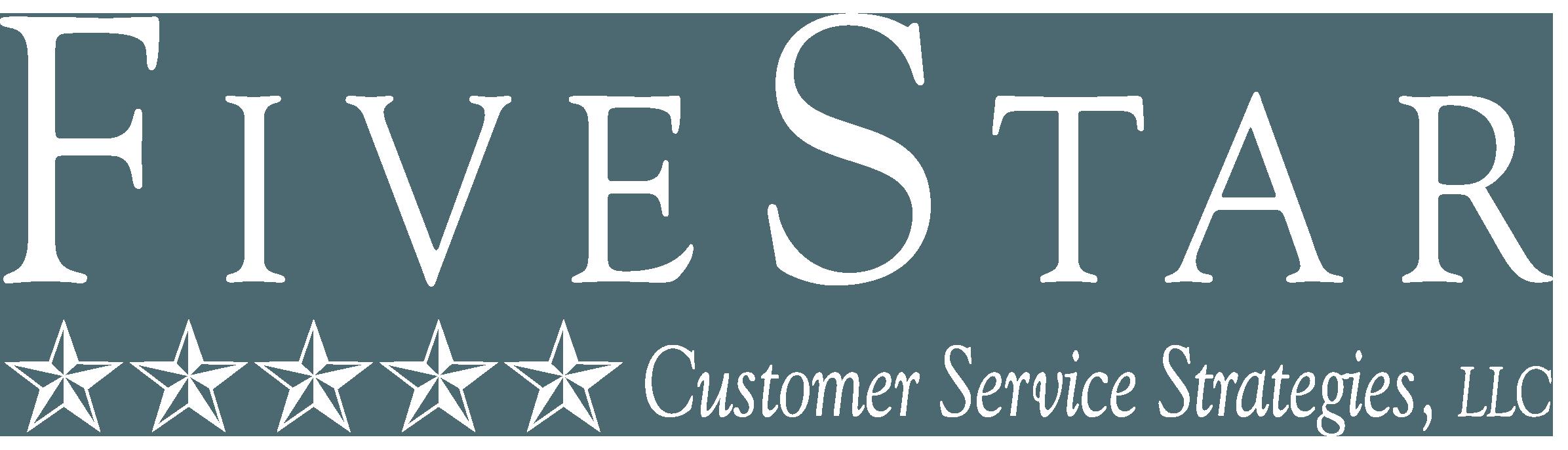 FiveStar Customer Service Strategies